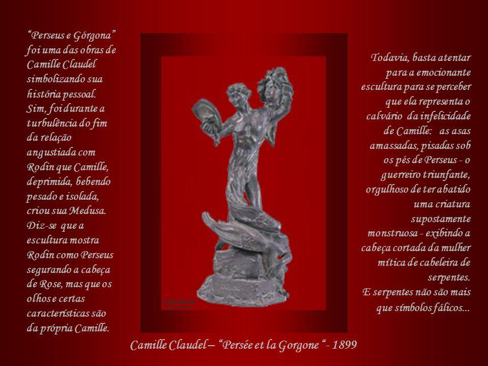 Camille Claudel – Persée et la Gorgone - 1899