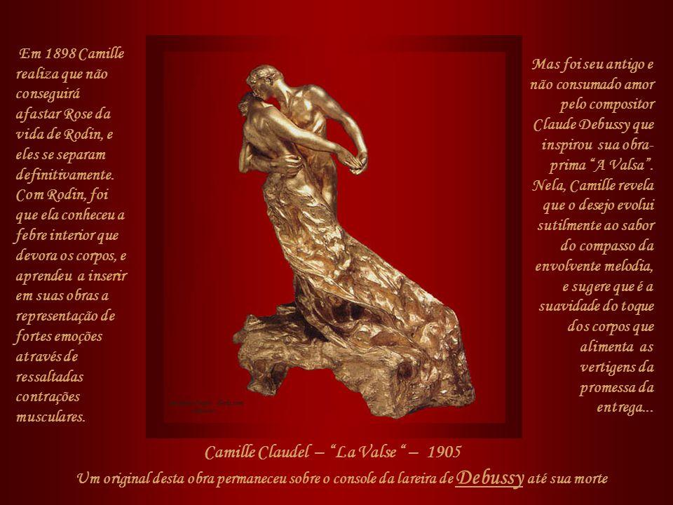 Camille Claudel – La Valse – 1905