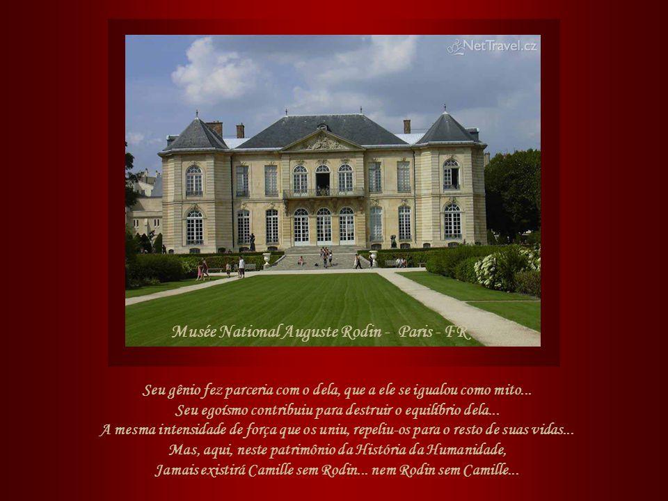 Musée National Auguste Rodin - Paris - FR