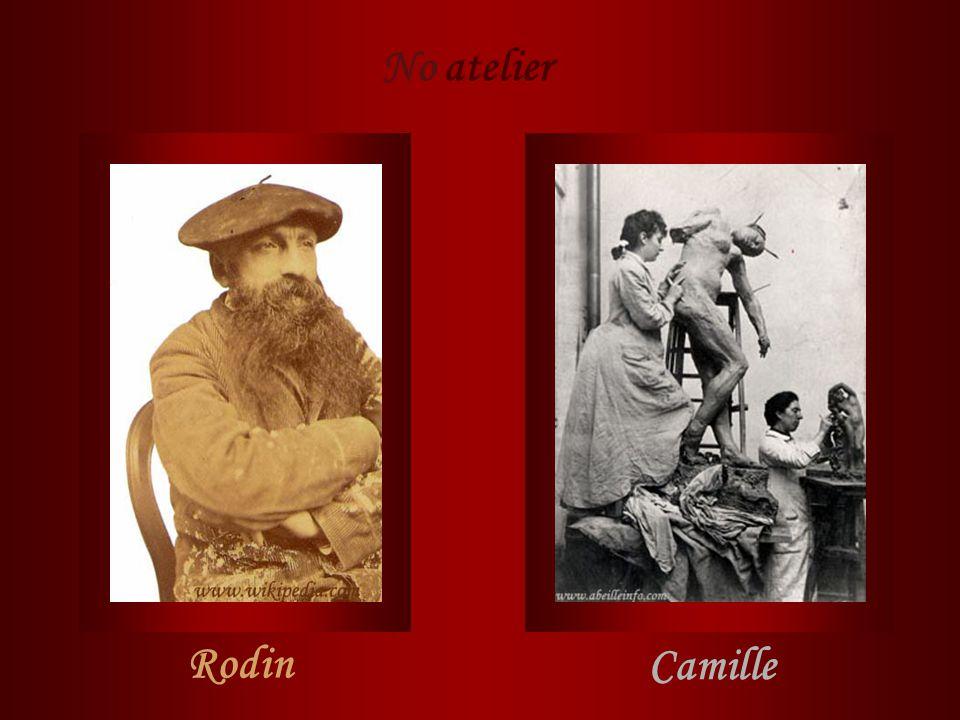 No atelier Rodin Camille