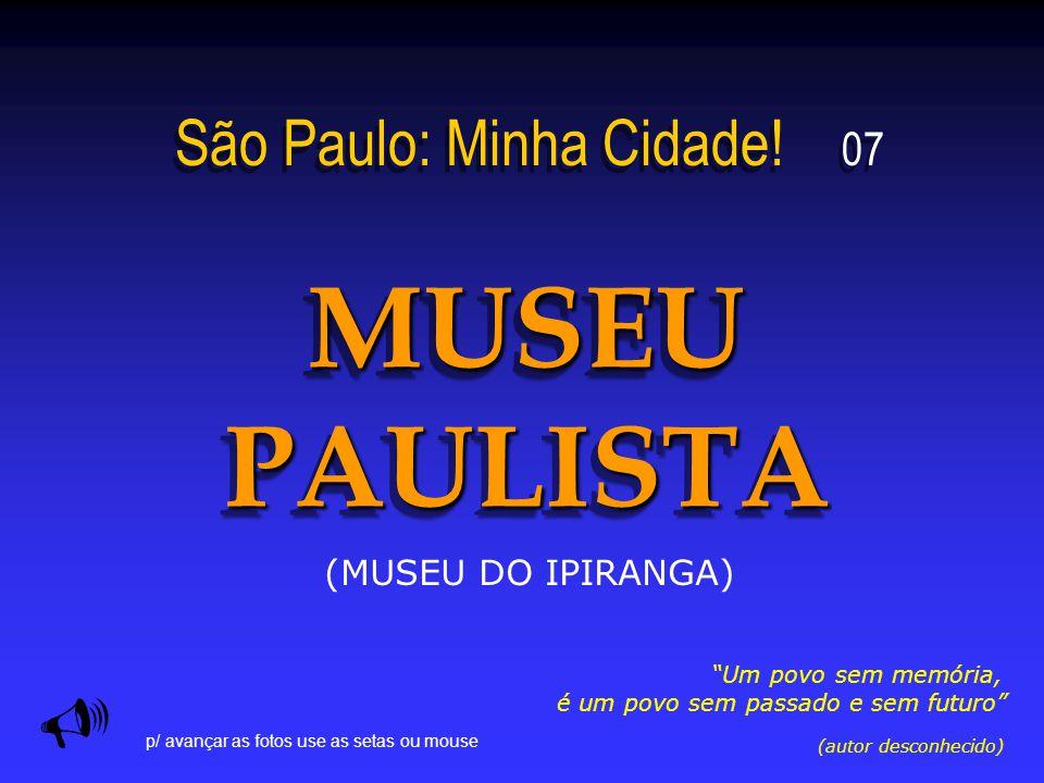 São Paulo: Minha Cidade! 07