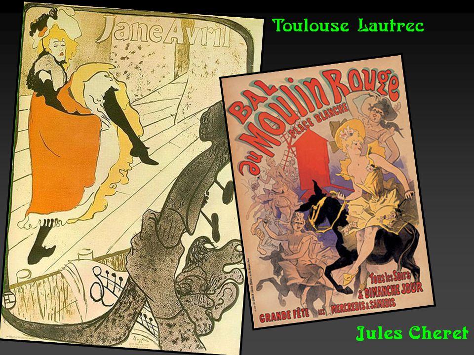 Toulouse Lautrec Jules Cheret