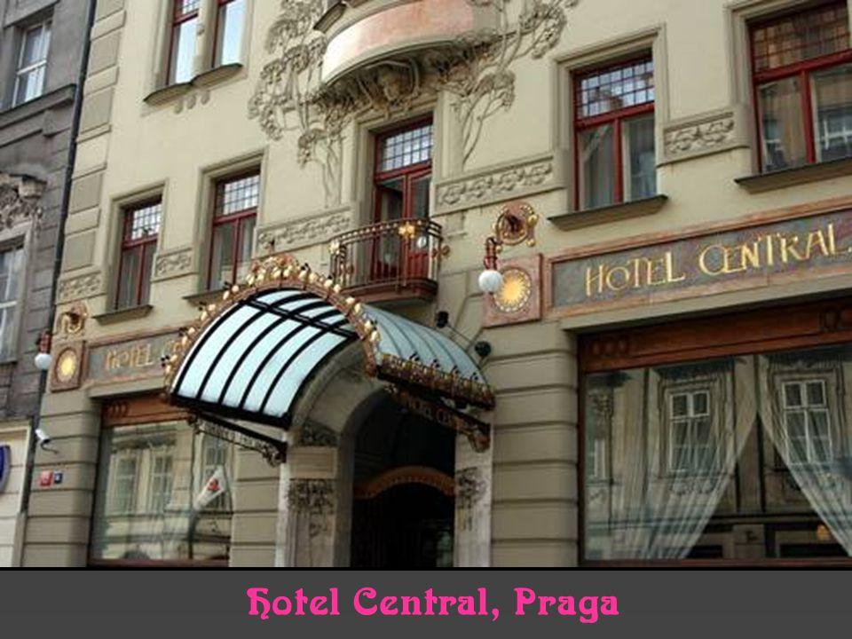 Hotel Central, Praga