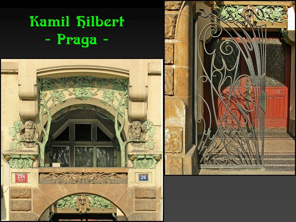 Kamil Hilbert - Praga -