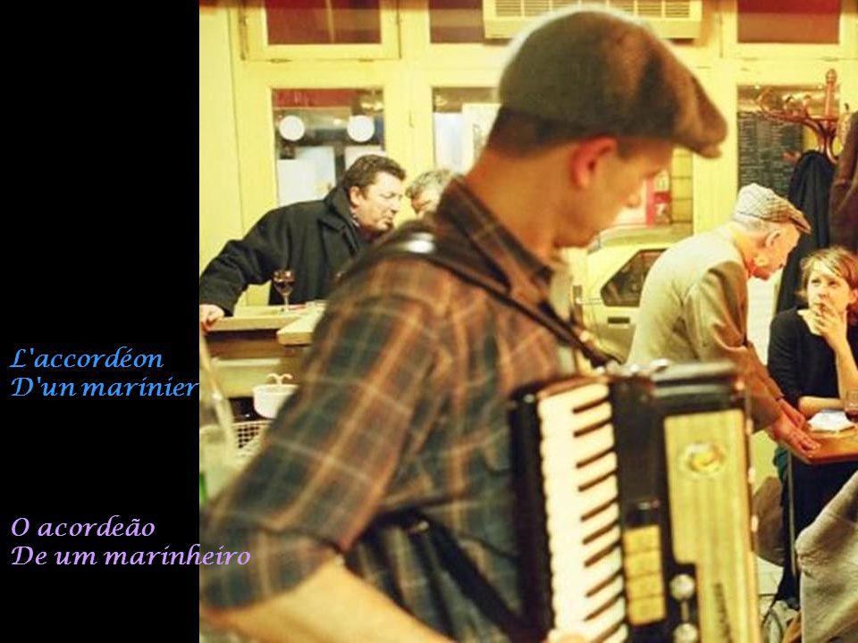 L accordéon D un marinier O acordeão De um marinheiro
