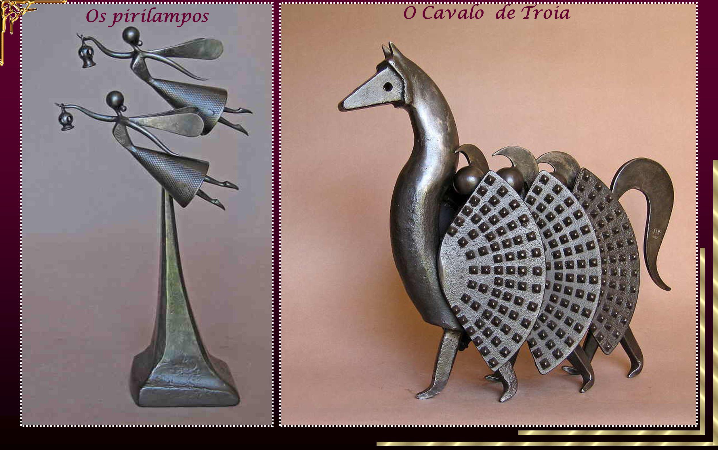 O Cavalo de Troia Os pirilampos