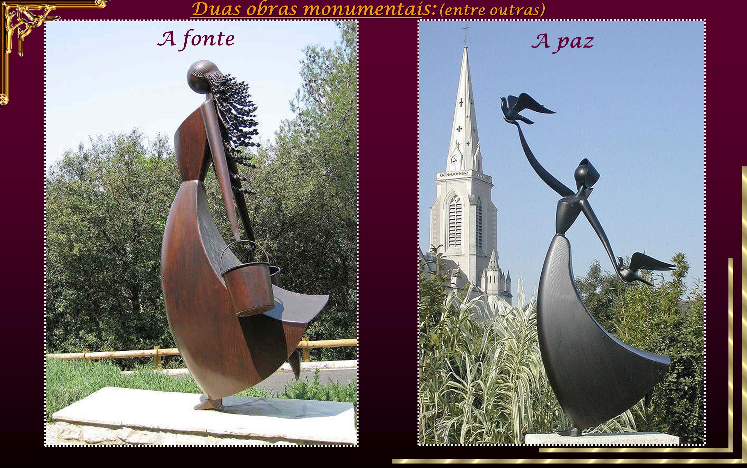 Duas obras monumentais: (entre outras)