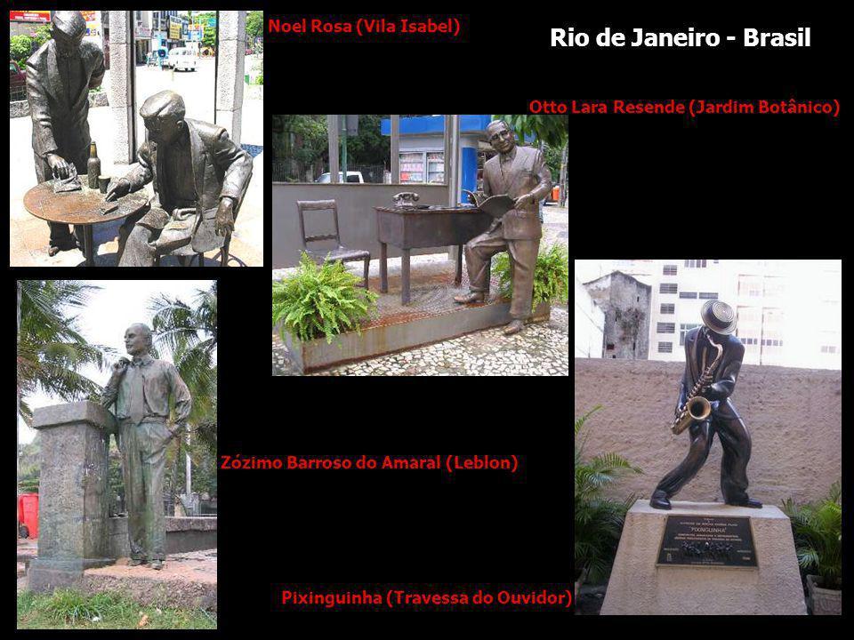 Rio de Janeiro - Brasil Noel Rosa (Vila Isabel)