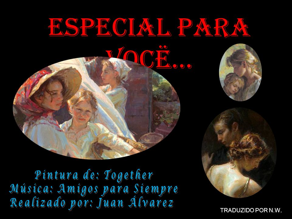 Música: Amigos para Siempre Realizado por: Juan Álvarez
