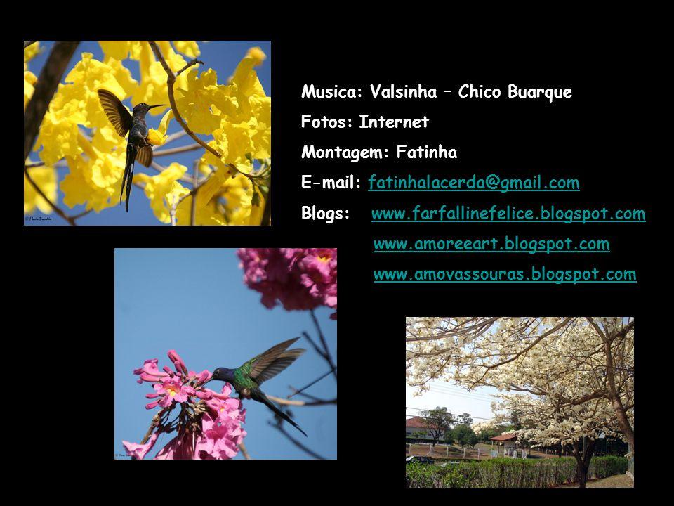 Musica: Valsinha – Chico Buarque