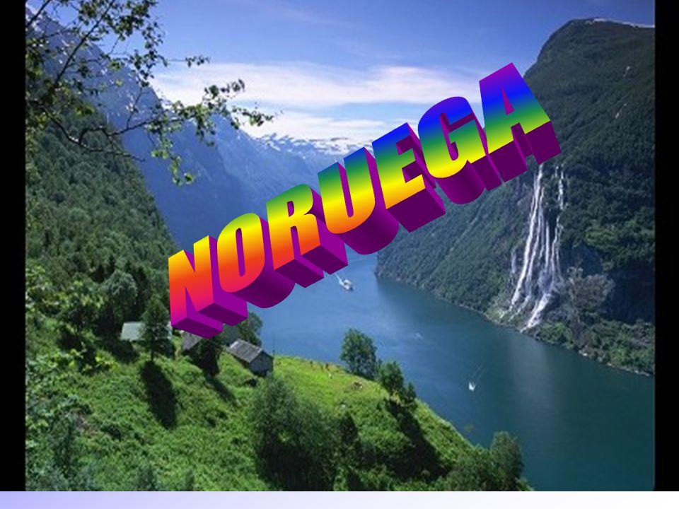 Geirangerfjord NORUEGA