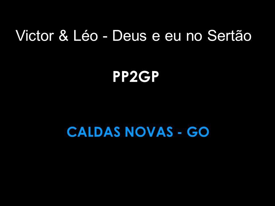 Victor & Léo - Deus e eu no Sertão