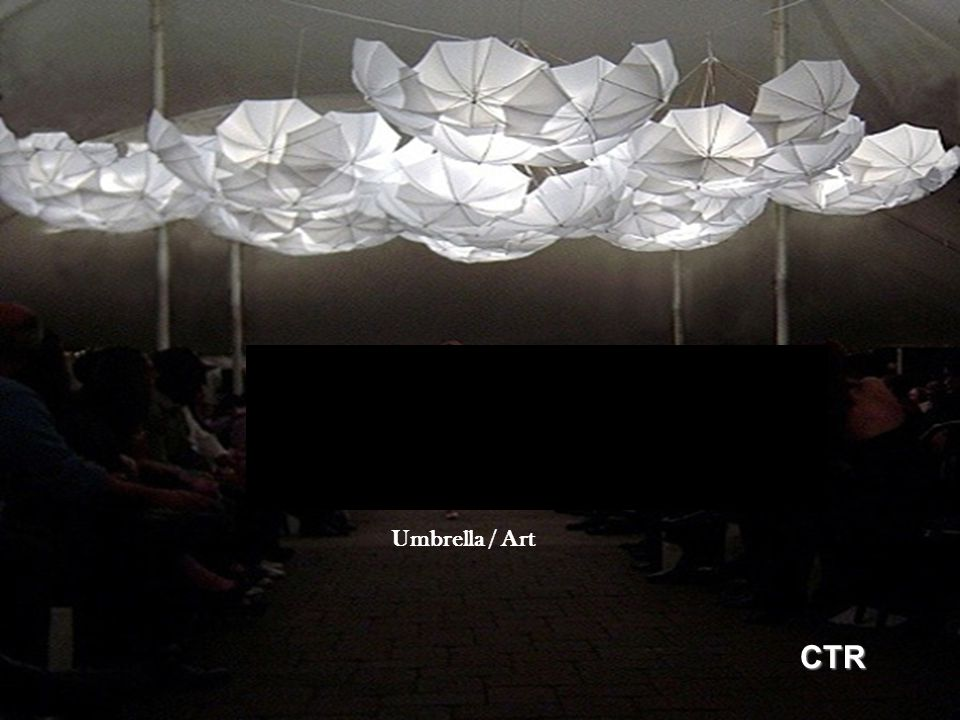 Umbrella / Art CTR