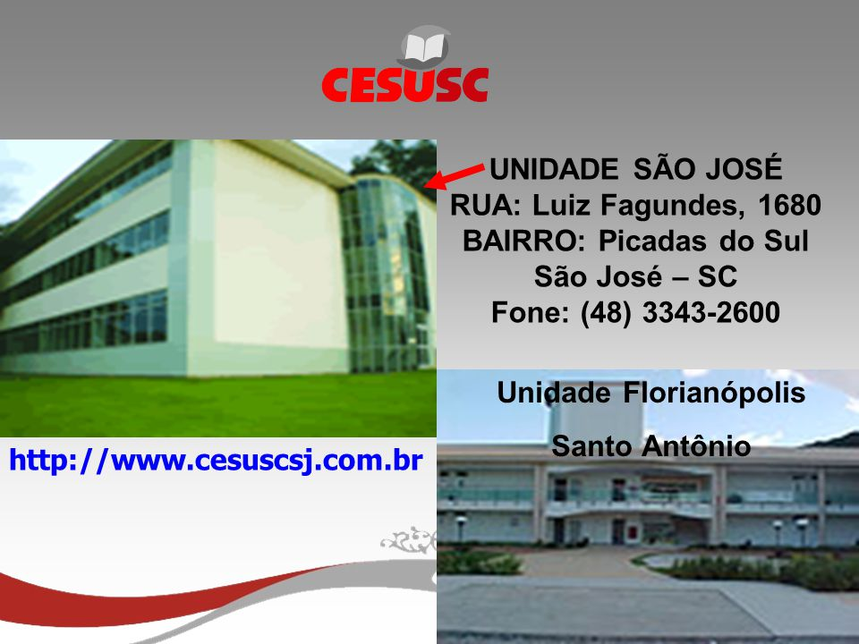 Unidade Florianópolis
