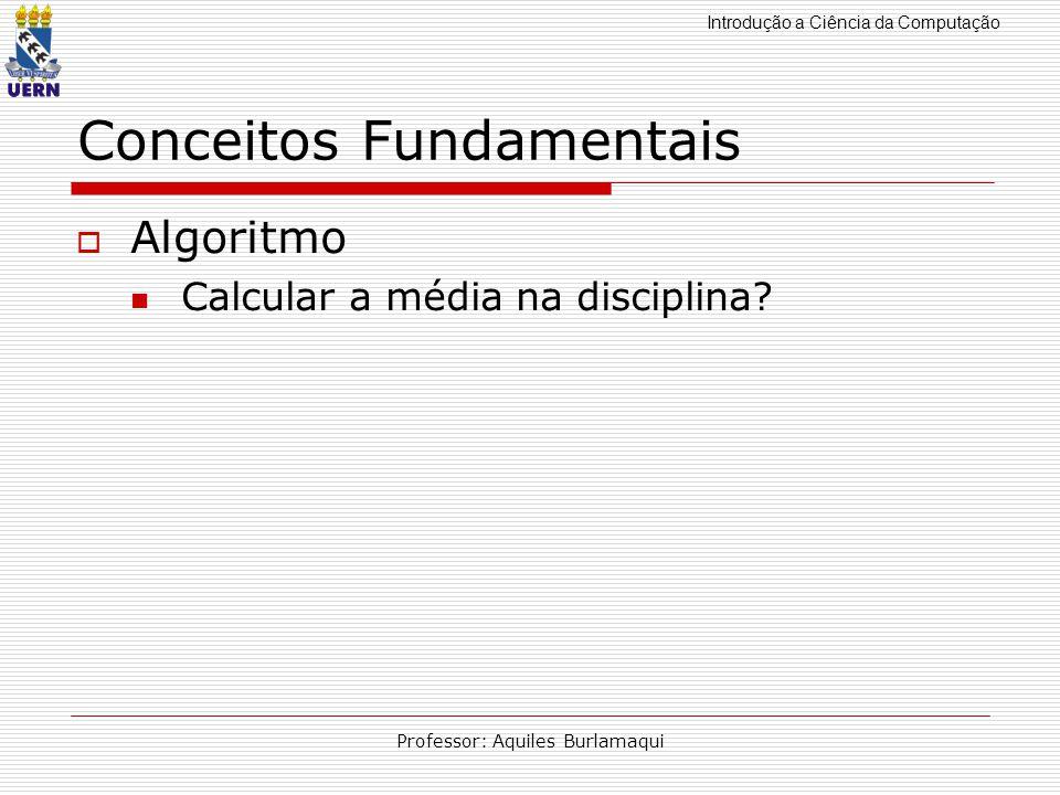 Conceitos Fundamentais