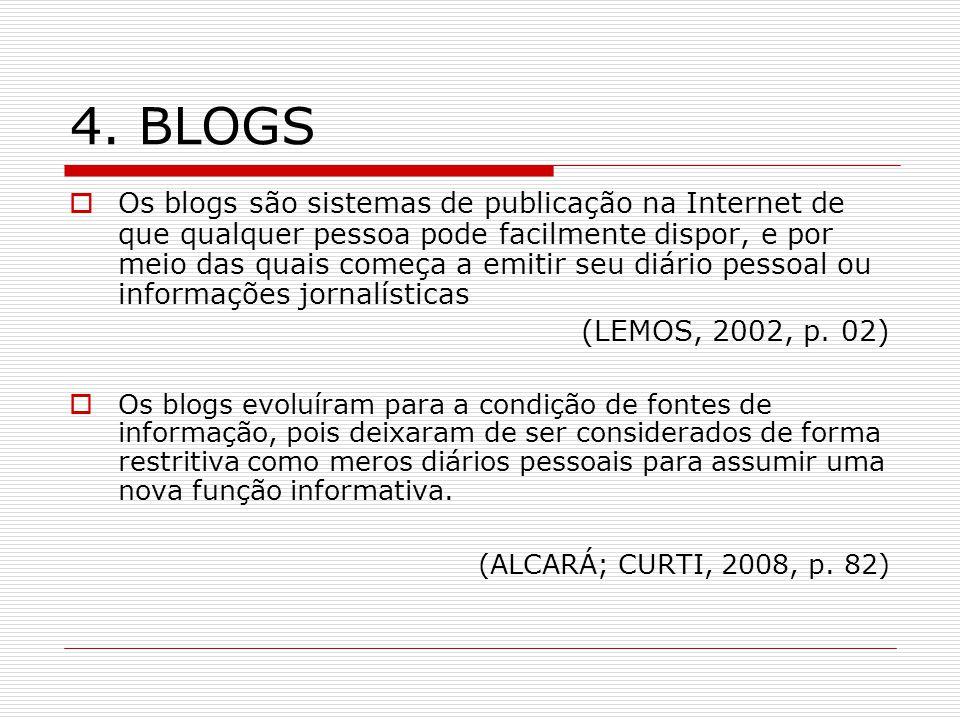 4. BLOGS