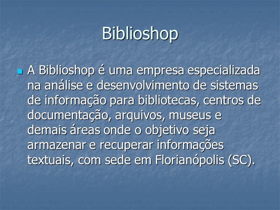 Biblioshop