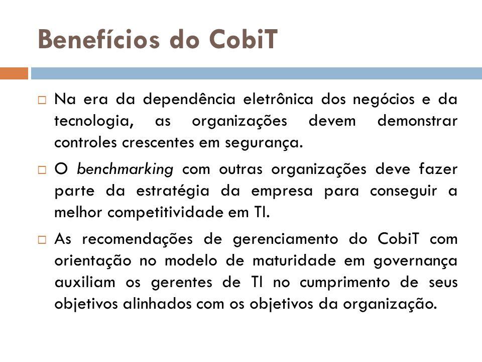 Benefícios do CobiT