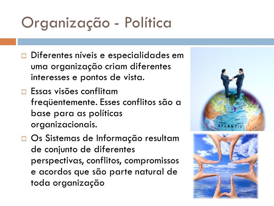 Organização - Política