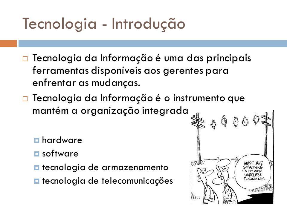 Tecnologia - Introdução