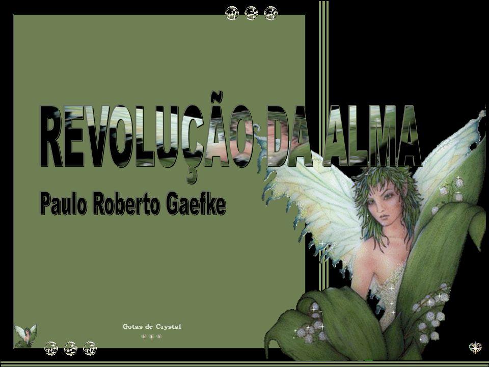 REVOLUÇÃO DA ALMA Paulo Roberto Gaefke Gotas de Crystal