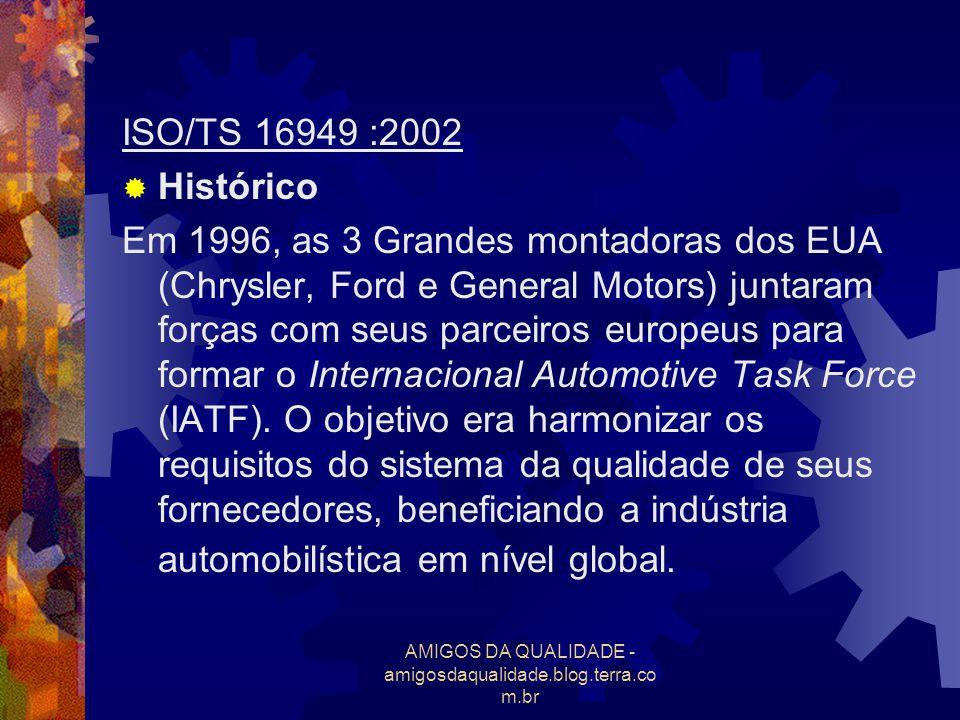 AMIGOS DA QUALIDADE - amigosdaqualidade.blog.terra.com.br