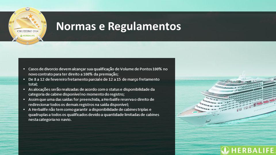 Normas e Regulamentos