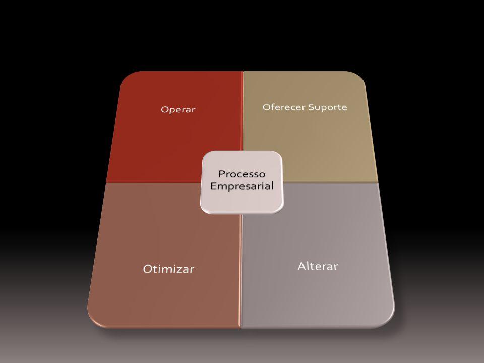 Processo Empresarial Operar Oferecer Suporte Otimizar Alterar