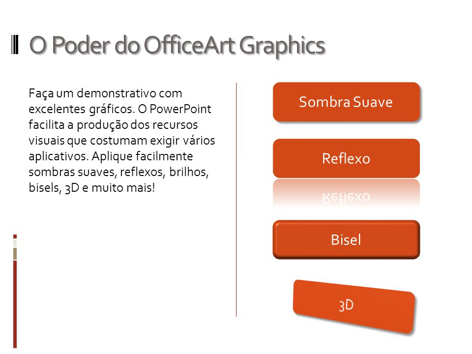O Poder do OfficeArt Graphics