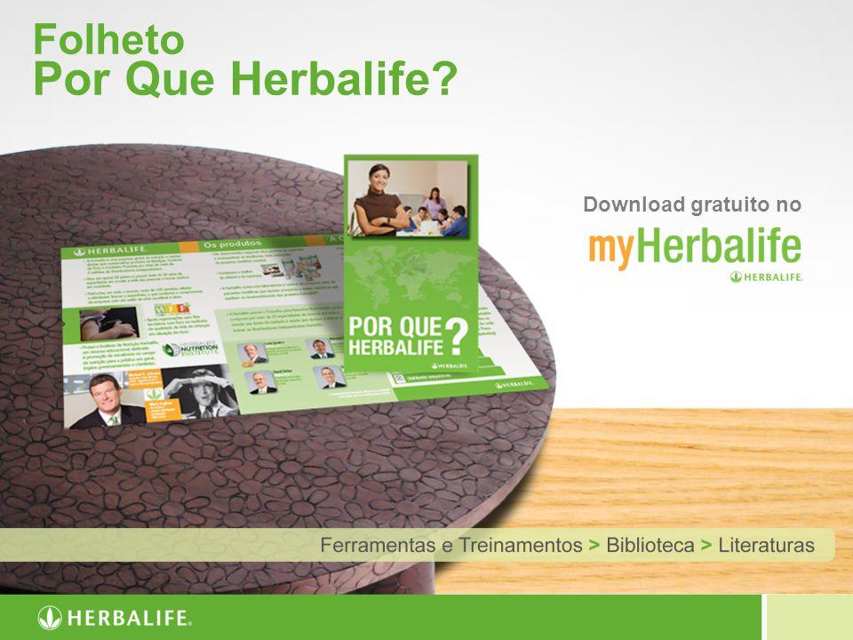 Folheto Por Que Herbalife Download gratuito no