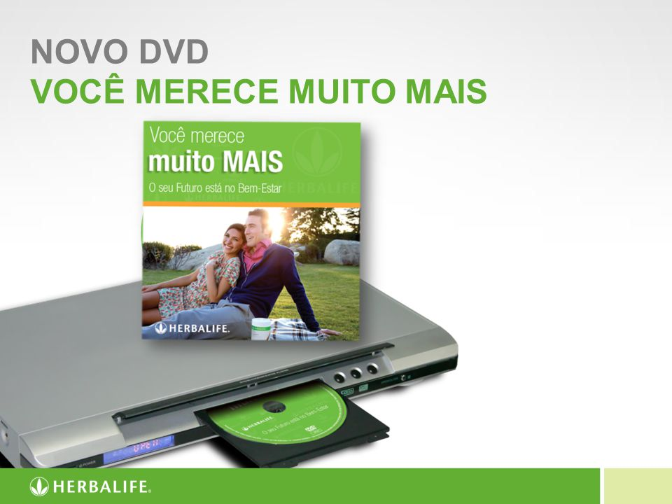 NOVO DVD VOCÊ MERECE MUITO MAIS