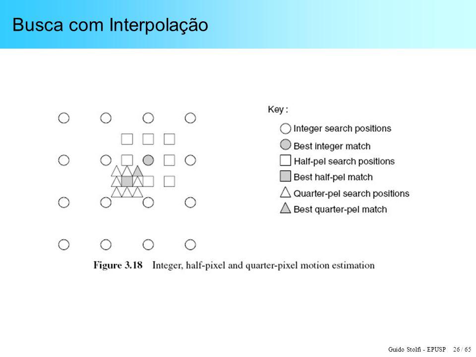 Busca com Interpolação