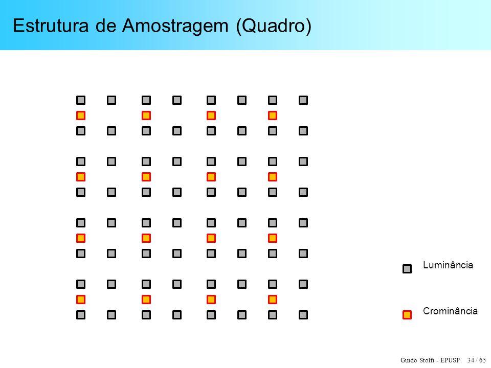 Estrutura de Amostragem (Quadro)