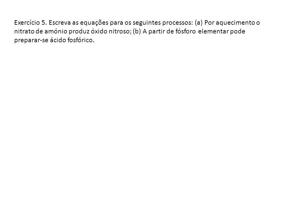 Exercício 5.