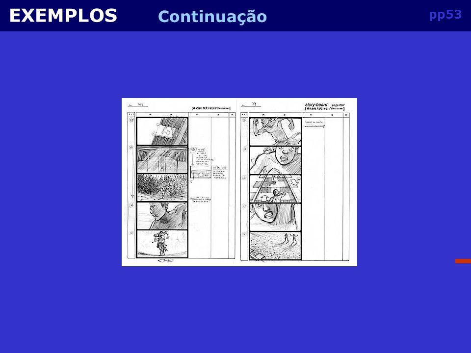 EXEMPLOS Continuação pp53