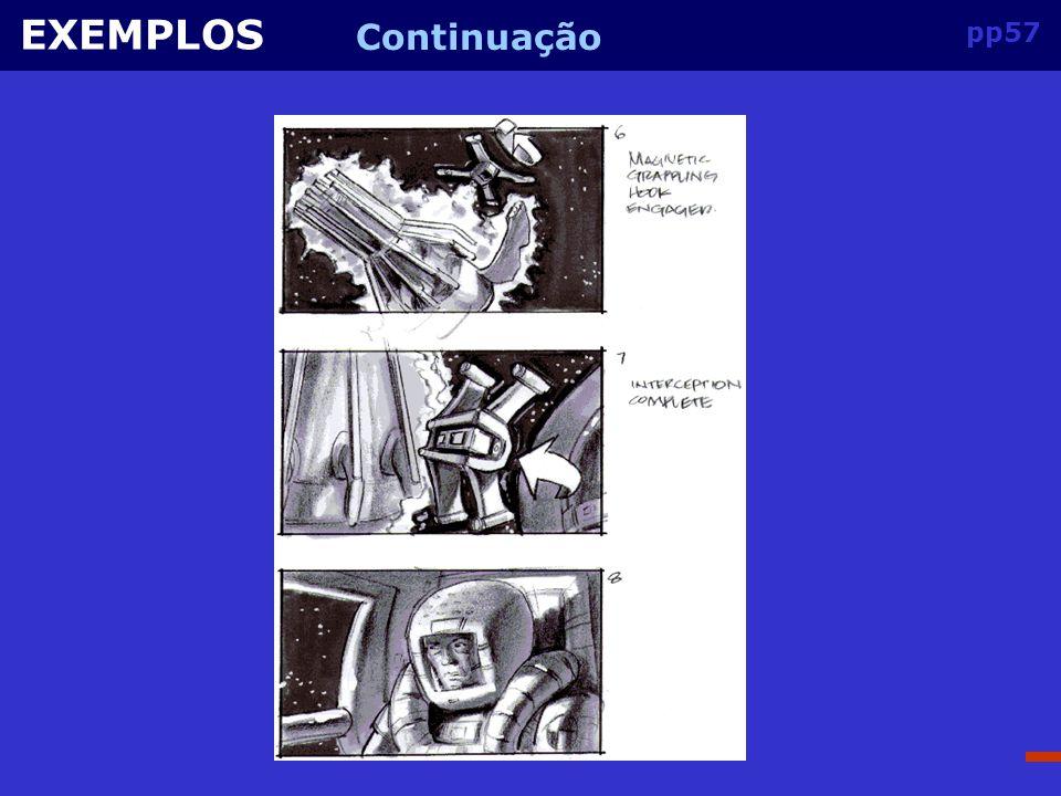 EXEMPLOS Continuação pp57