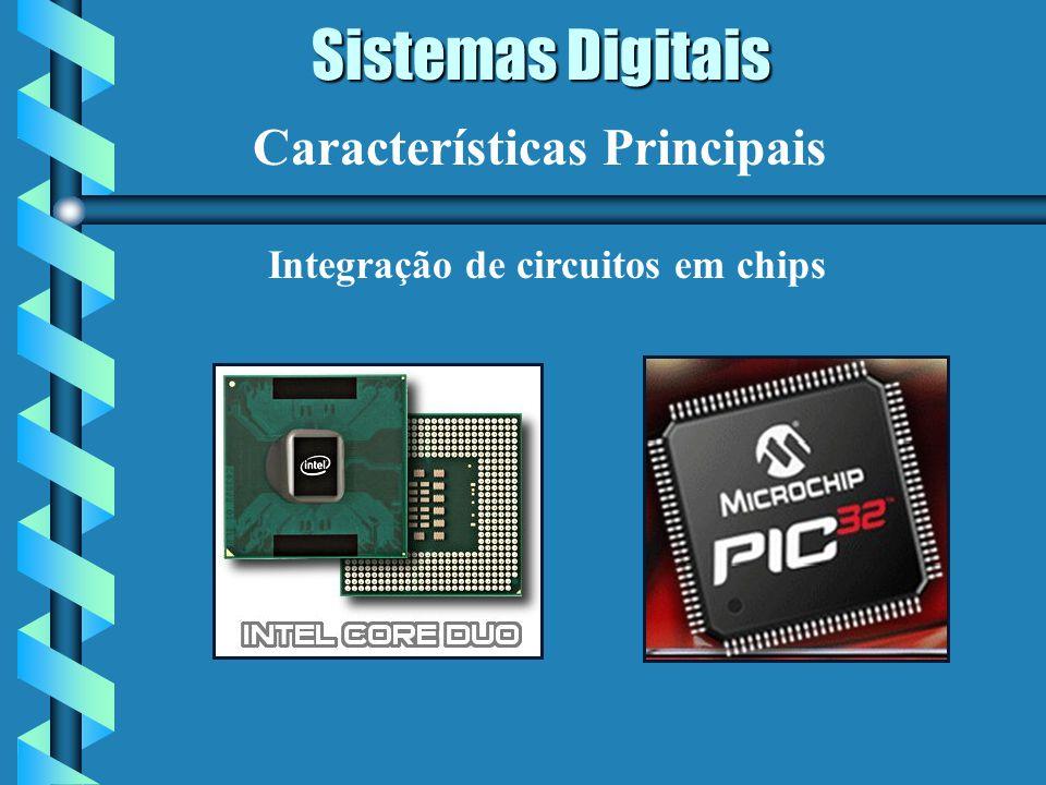 Sistemas Digitais Características Principais