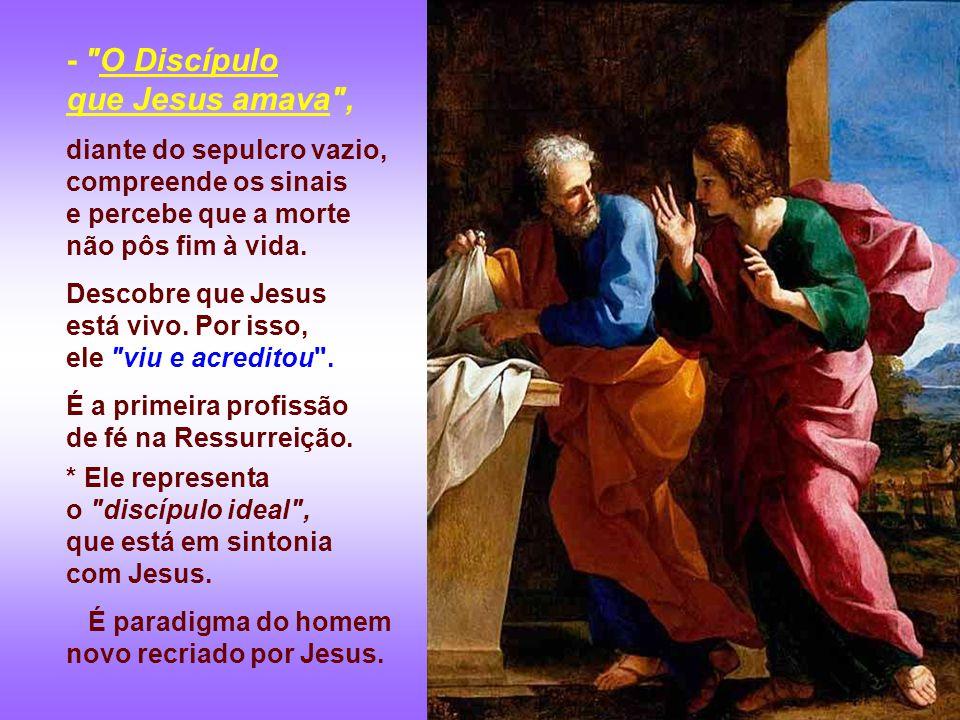 - O Discípulo que Jesus amava ,
