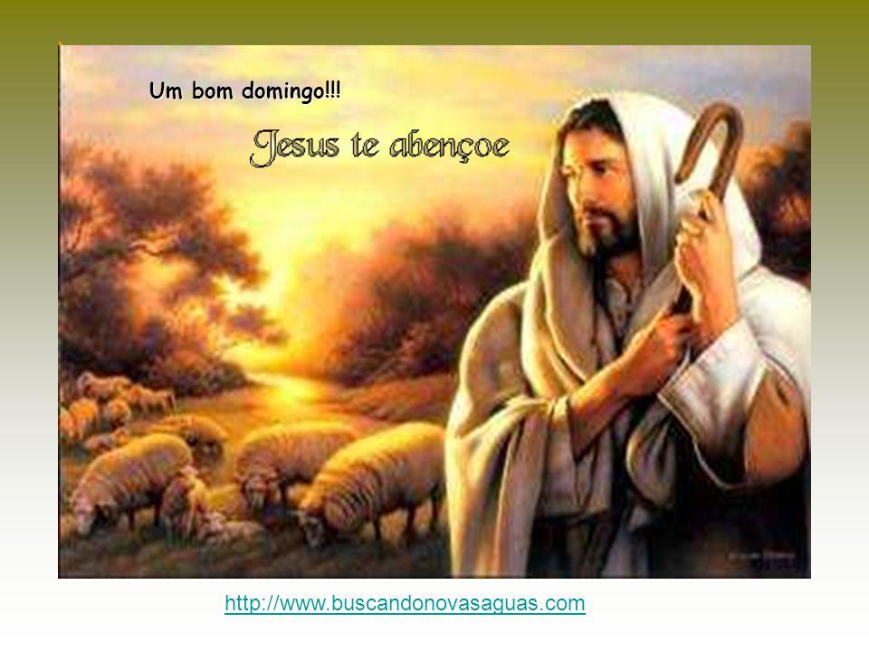 O Evangelho dominical animado em slides.