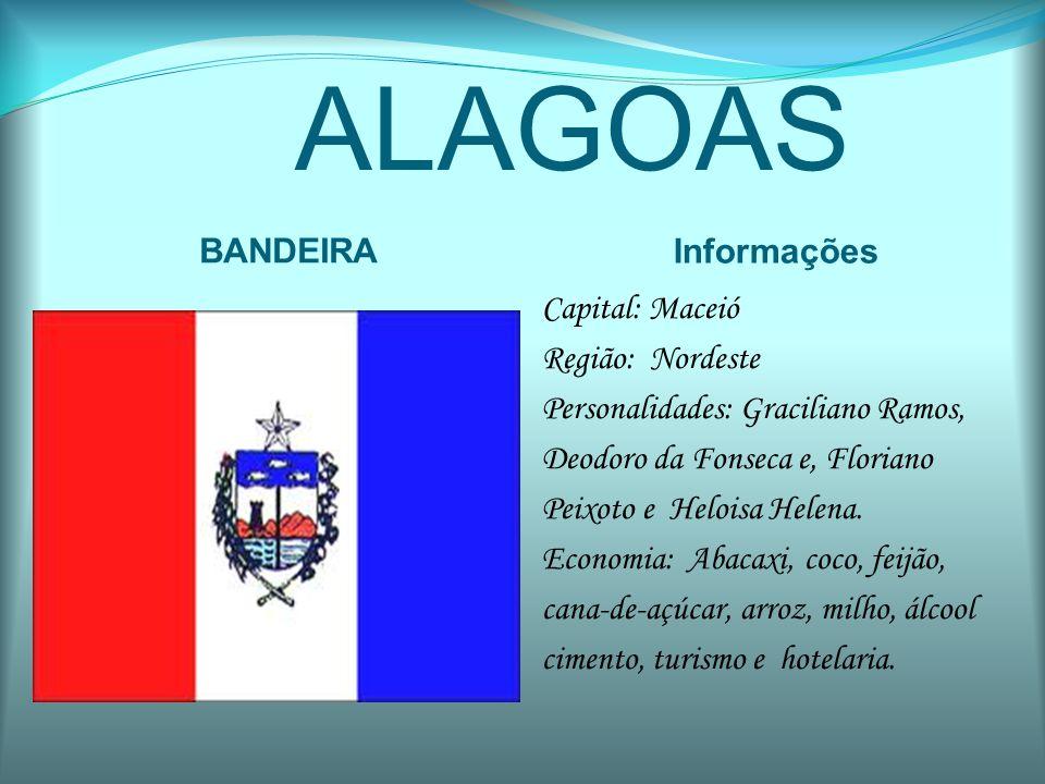 ALAGOAS BANDEIRA Informações