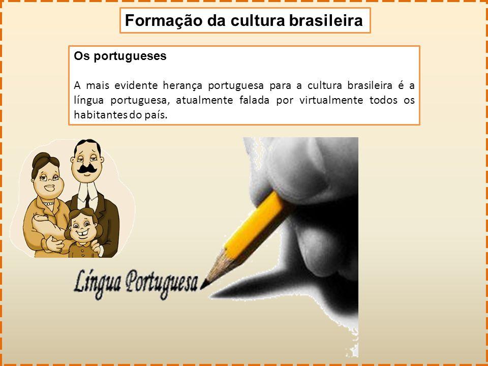 Formação da cultura brasileira