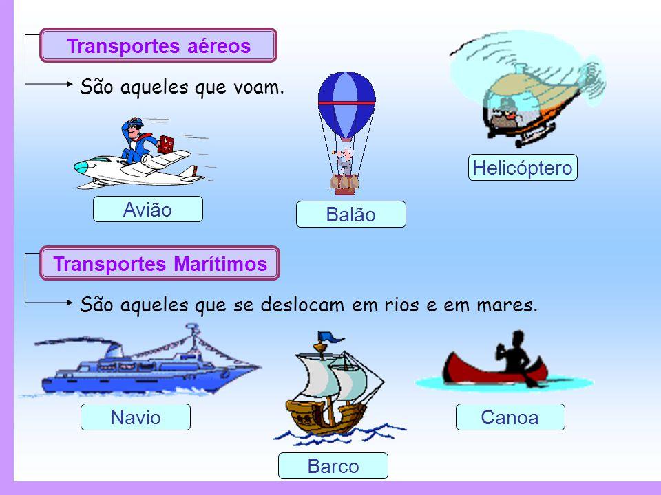 Transportes Marítimos