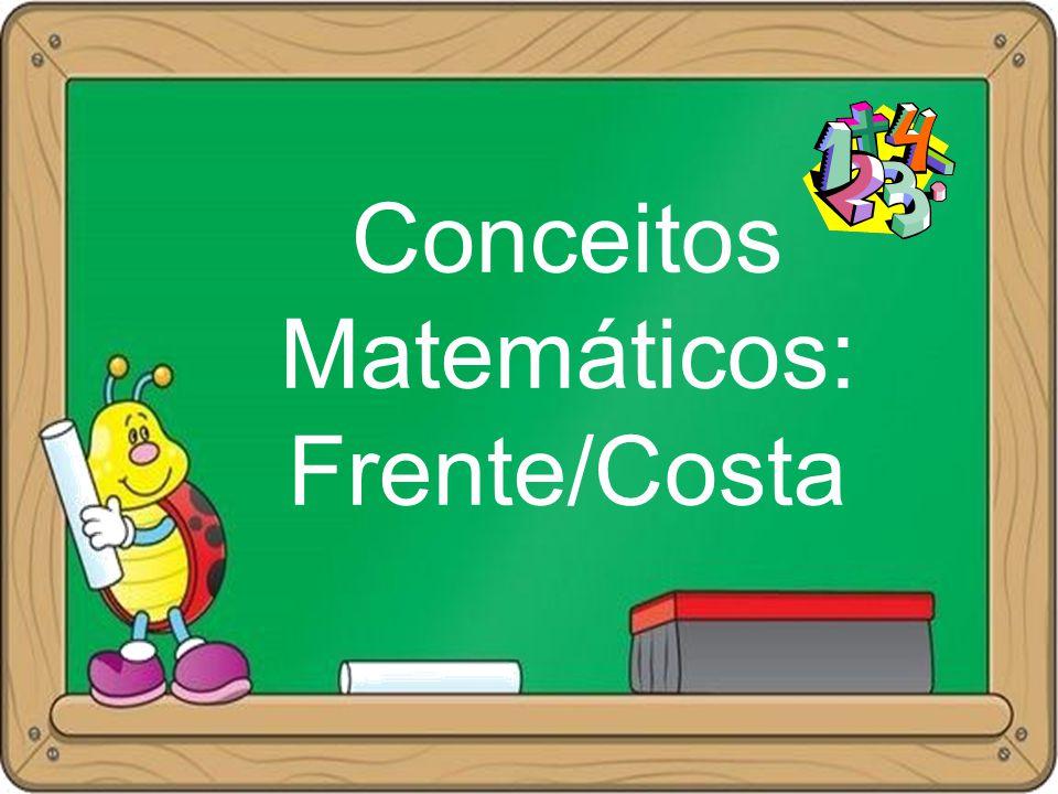 Matemáticos: Frente/Costa