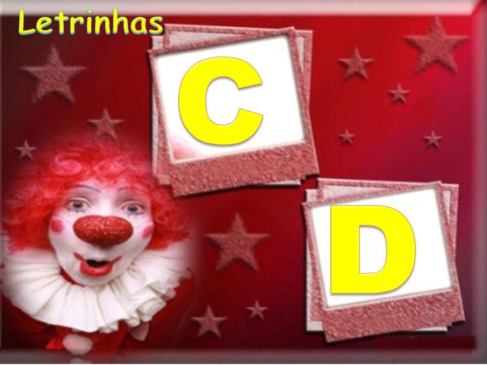 Letrinhas C D