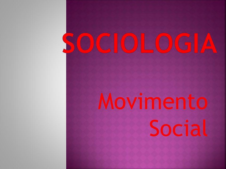 Sociologia Movimento Social