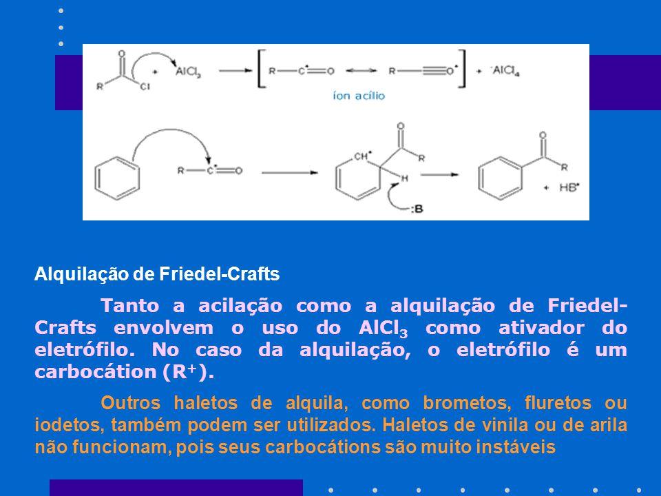 Alquilação de Friedel-Crafts