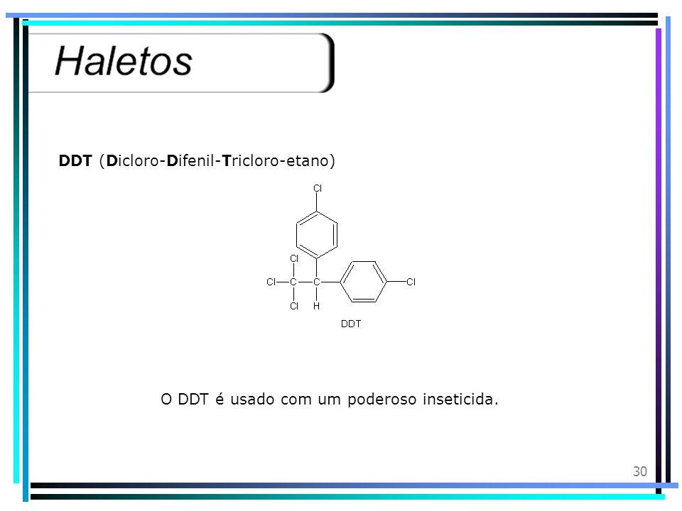 DDT (Dicloro-Difenil-Tricloro-etano)