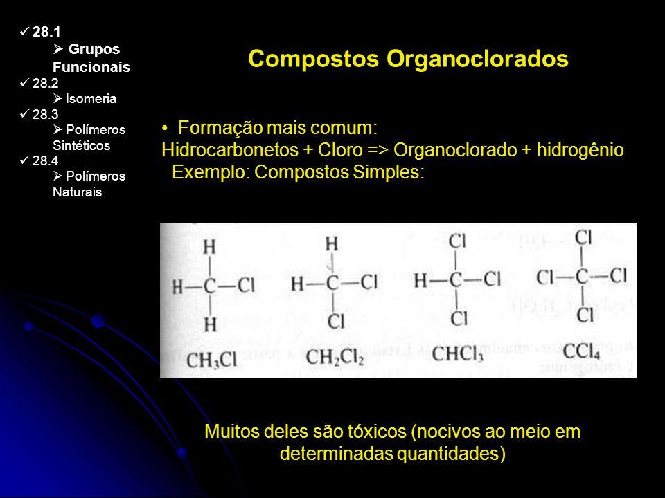 Compostos Organoclorados