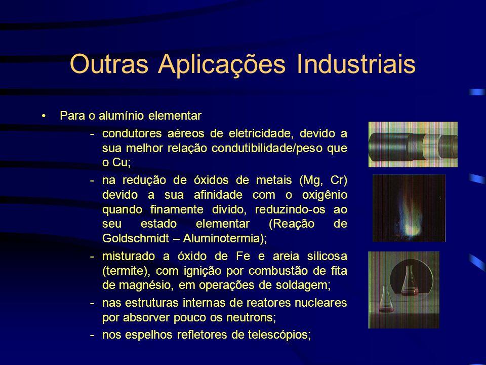 Outras Aplicações Industriais