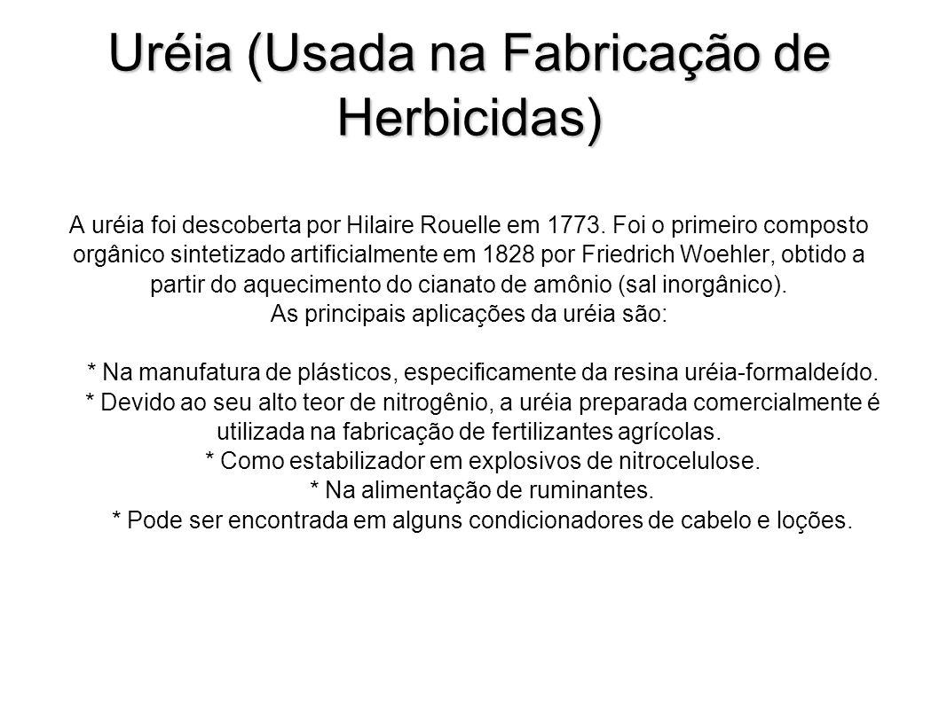 Uréia (Usada na Fabricação de Herbicidas)